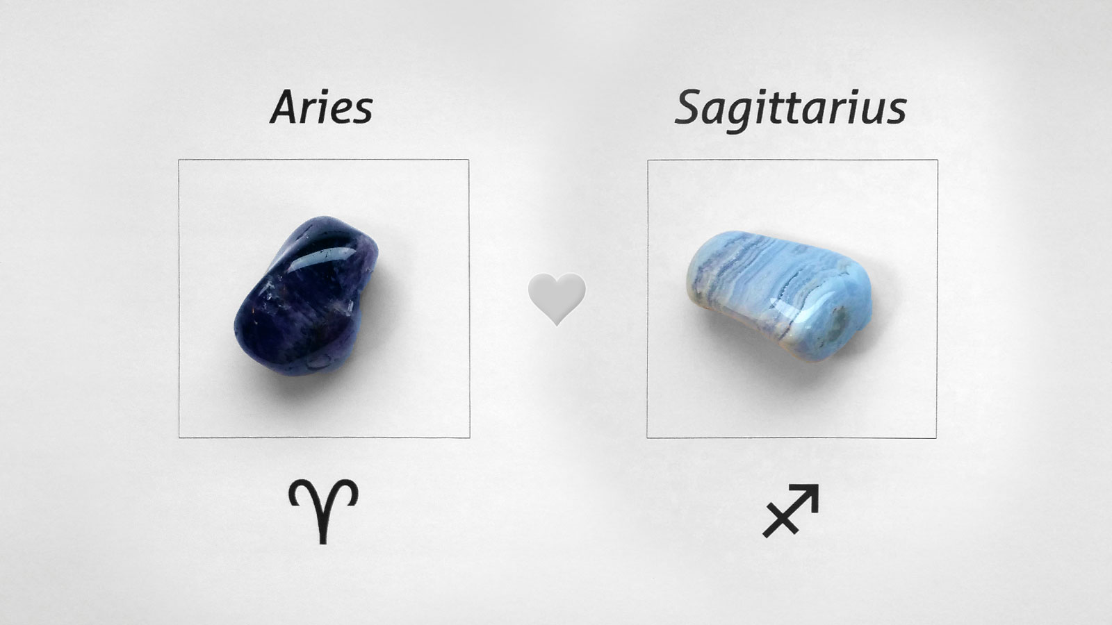 Aries Sagittarius Zodiac Signs - Compatibility in Love and Friendship