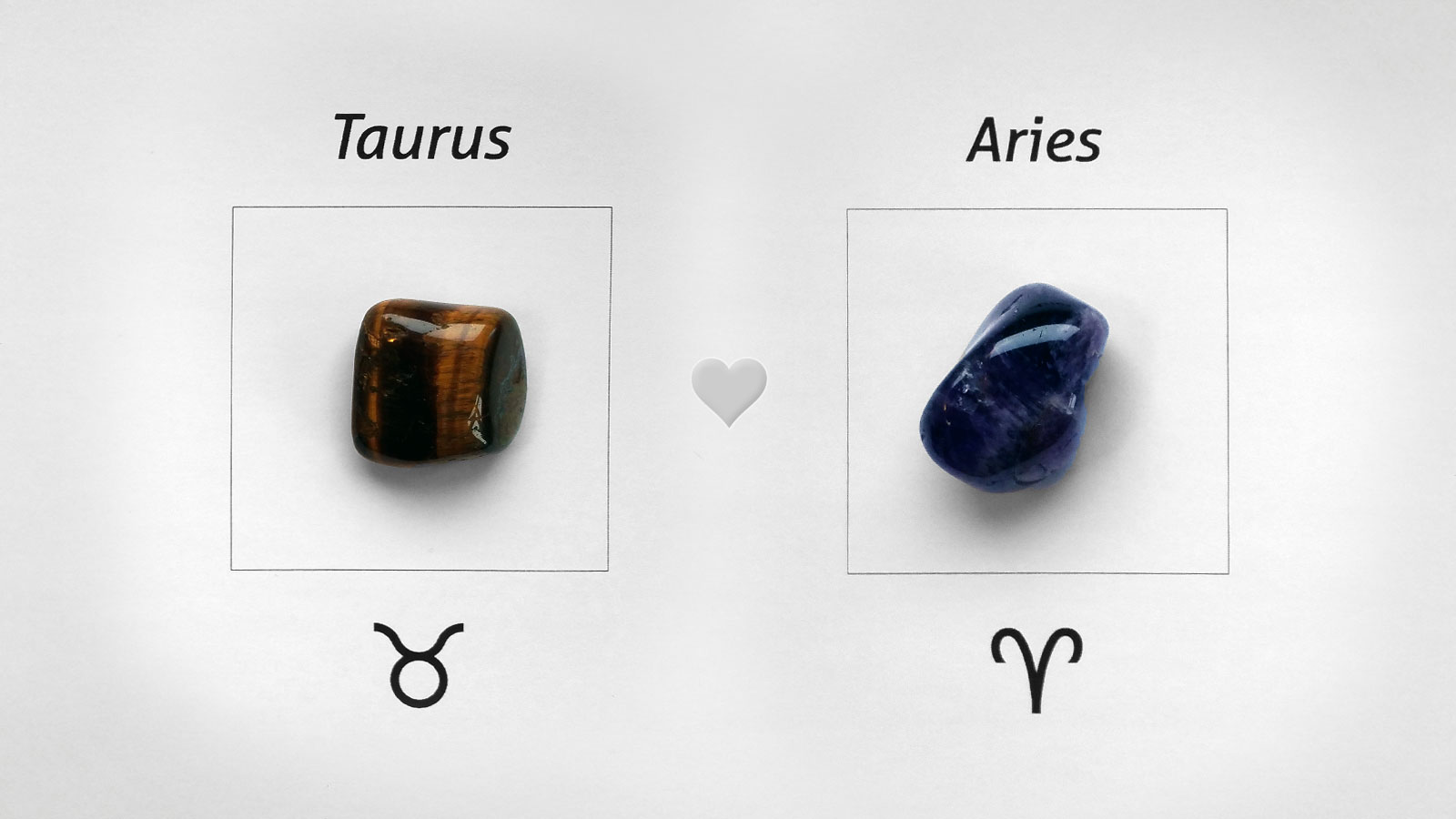 Taurus Aries Zodiac Signs - Compatibility in Love and Friendship