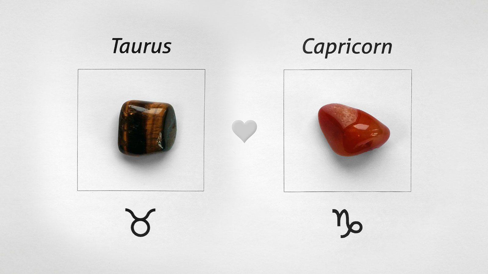 Taurus Capricorn Zodiac Signs - Compatibility in Love and Friendship